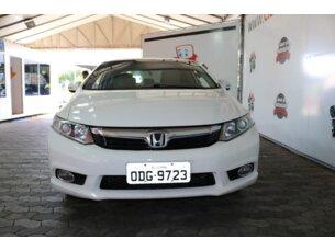 High Quality New Civic LXL 1.8 16V I VTEC (Aut) (Flex)   2012
