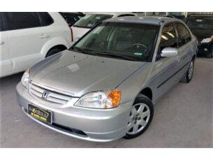 Civic Sedan LX 1.7 16V   2001
