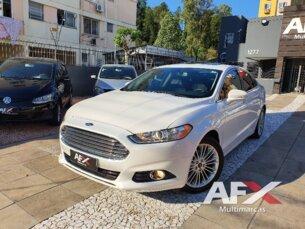 Ford Fusion Em Porto Alegre Rs Icarros