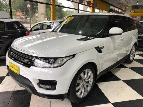 7a051f1ae3177 Carro Land Rover Range Rover à venda em todo o Brasil!   Busca Acelerada