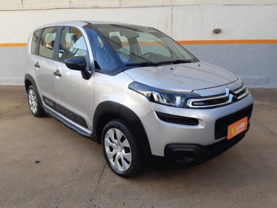 CITROËN AIRCROSS 1.6 16V START  FLEX