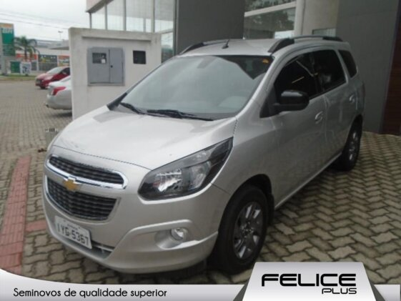 CHEVROLET SPIN ADVANTAGE 5S 1.8  FLEX   AUT