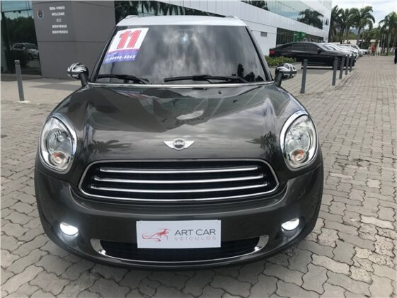 MINI COOPER COUNTRYMAN PEPPER 1.6  AUT