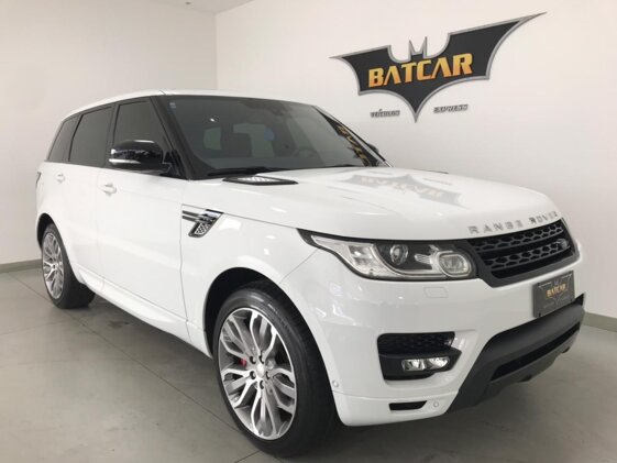 LAND ROVER RANGE ROVER SPORT 5.0 S/C AUTOBIOGRAPHY 4WD