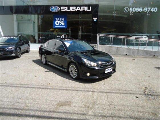 SUBARU LEGACY 2.5 GT 4X4  AUT  TURBO