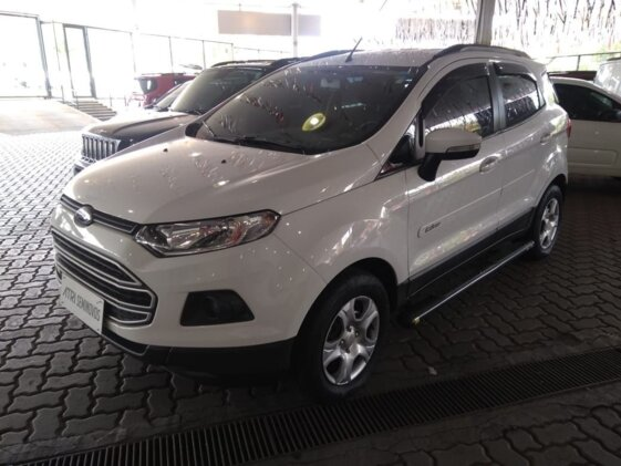 FORD ECOSPORT SE 1.6 16V POWERSHIFT  FLEX
