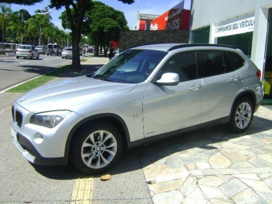 BMW X1 2.0 SDRIVE18I TOP  AUT