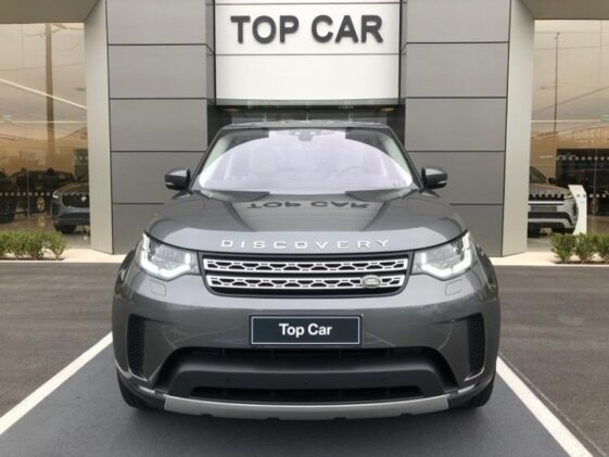LAND ROVER DISCOVERY 3.0 TD6 HSE LUXURY 4WD