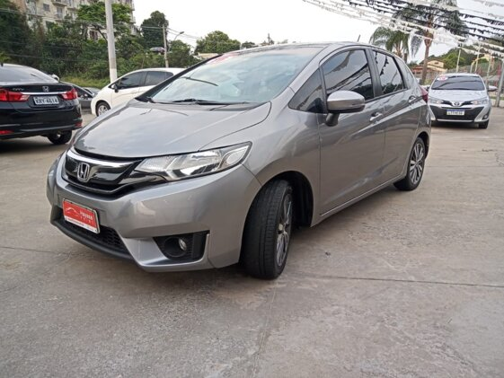 HONDA FIT 1.5 16V EX CVT  FLEX