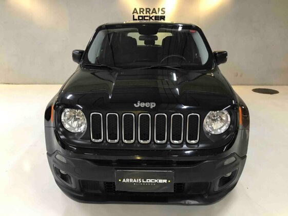 JEEP RENEGADE SPORT 1.8  AUT   FLEX