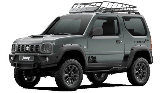 SUZUKI JIMNY 1.3 4SPORT FOREST 4WD