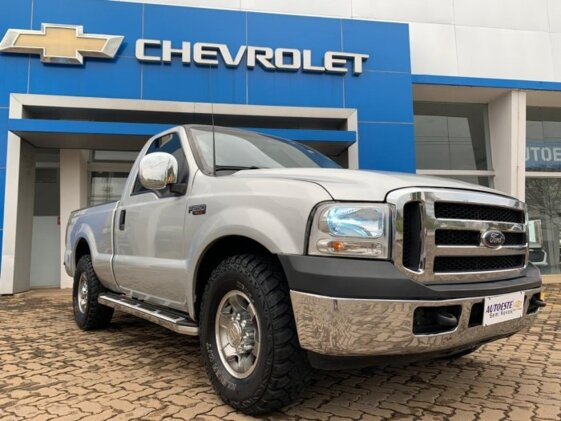 FORD F250 XLT 4.2 TURBO  CAB SIMPLES