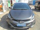 Hyundai HB20 1.6 Comfort Plus (Aut) 2015/2015 4P Cinza Flex