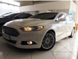 Ford Fusion 2.0 16V AWD GTDi Titanium (Aut) 2014/2014 4P Branco Gasolina