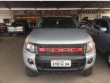 Ford Ranger 3.2 TD 4x4 CS XLS 2013/2013 2P Prata Diesel