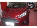 Ford Fiesta Hatch  SE Plus 1.6 RoCam (Flex) 2013/2014 5P Vinho Flex