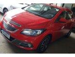 Chevrolet Onix 1.4 LTZ SPE/4 (Aut) 2014/2014 5P Vermelho Flex