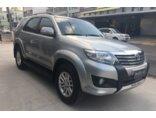 Toyota Hilux SW4 2.7 SR 4x2 7L (Flex) 2015/2015 5P Prata Flex