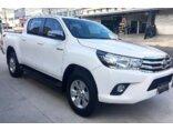 Toyota Hilux 2.8 TDI SRV CD 4x4 (Aut) 2016/2017 4P Branco Diesel