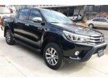 Toyota Hilux 2.8 TDI SRX CD 4x4 (Aut) 2016/2017 4P Preto Diesel