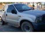 Ford F250 XL 3.9 (Cab Simples) 2001/2001 2P Prata Diesel