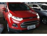 Ford Ecosport SE 1.6 16V (Flex) 2015/2015 5P Vermelho Flex
