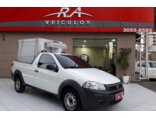 Fiat Strada Working 1.4 (Flex) 2015/2015 2P Branco Flex