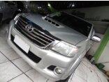 Toyota Hilux 3.0 TDI 4x4 CD SRV (Aut) 2014/2014 4P Prata Diesel