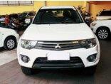 Mitsubishi L200 Triton 3.2 DID-H HPE 4WD (Aut) 2014/2015 4P Branco Diesel