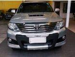 Toyota Hilux SW4 3.0 TDI 4x4 SRV 7L 2013/2014 4P Prata Diesel