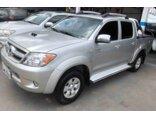 Toyota Hilux SRV 4x4 3.0 (cab. dupla) 2006/2006 4P Prata Diesel