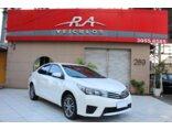 Toyota Corolla 1.8 Dual VVT GLi Multi-Drive (Flex) 2016/2017 4P Branco Flex