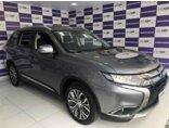 Mitsubishi Outlander 2.0 Comfort Pack 7L CVT 2017/2018 4P Cinza Gasolina
