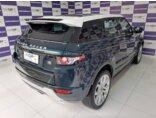 Land Rover Range Rover Evoque 2.0 Si4 4WD Pure 2012/2013 4P Verde Gasolina