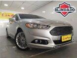 Ford Fusion 2.0 16V AWD GTDi Titanium (Aut) 2013/2014 4P Prata Flex