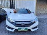 Honda Civic Touring 1.5 Turbo CVT 2016/2017 4P Branco Flex