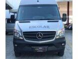 Mercedes-Benz Sprinter 2.1 CDI 515 Van 20+1 2018/2019 3P Branco Diesel