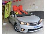 Toyota Corolla Sedan 2.0 Dual VVT-i Flex XEi Multi-Drive S 2015/2015 4P Prata Flex