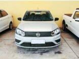 Volkswagen Voyage 1.6 MSI (Flex) 2019/2020 4P Prata Flex