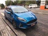 Ford New Fiesta 1.6 SE 2018/2019 5P Azul Flex