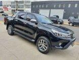Toyota Hilux 2.8 TDI SRX CD 4x4 (Aut) 2017/2018 4P Preto Diesel