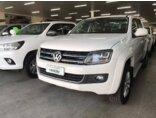 Volkswagen Amarok 2.0 CD 4x4 TDi Trendline (Aut) 2016/2016 4P Branco Diesel