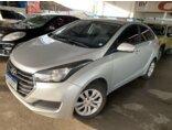 Hyundai HB20S 1.6 Comfort Plus 2016/2016 4P Prata Flex