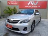 Toyota Corolla Sedan 2.0 Dual VVT-i XRS (aut) (flex) 2014/2014 4P Prata Flex