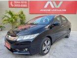Honda City EX 1.5 (Flex) (Aut) 2014/2014 4P Preto Flex