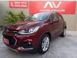 Chevrolet Tracker LTZ 1.4 16V Ecotec (Flex) (Aut) 2017/2017 5P Vermelho Flex