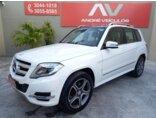 Mercedes-Benz GLK 220 Auto 4Matic 2.1 CDI Turbo 2014/2014 5P Branco Diesel