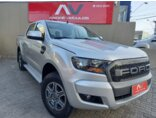 Ford Ranger 2.2 TD XLS CD 4x4 (Aut) 2017/2017 4P Prata Diesel