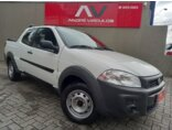Fiat Strada 1.4 CD Hard Working 2020/2020 3P Branco Flex