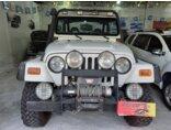 Jeep Wrangler Sport 4.0 V6 (aut) 1998/1998 2P Branco Gasolina